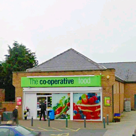 Two men arrested for theft of food in Southport Co-op
