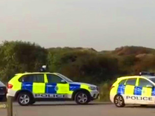 Man arrested following report of Scrambler Bikes on Formby Beach
