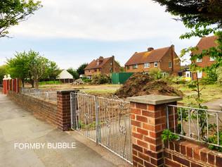 Work has begun on Queens Road gated development of 12 detached houses