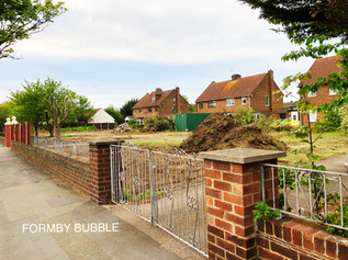 Work has begun on Queens Road gated development of 12 detached houses