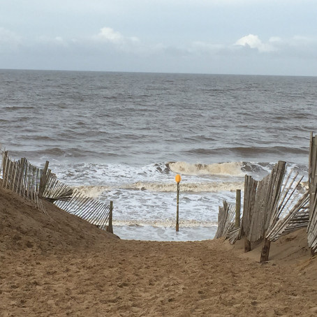 High tide expected on Formby Point today