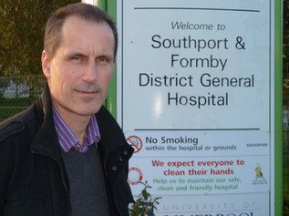 MP Bill Esterson responds to the media release from Southport and Ormskirk Hospital NHS Trust which
