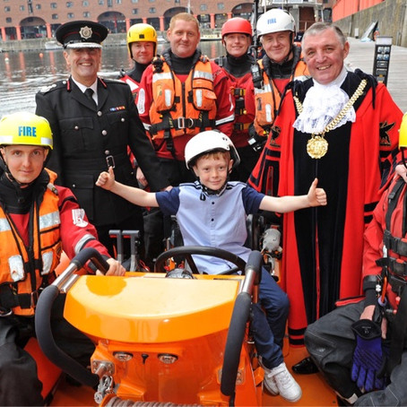 Two new MFRS Atlantic 75 rescue boats that cover our Sefton Coastline are now in operation