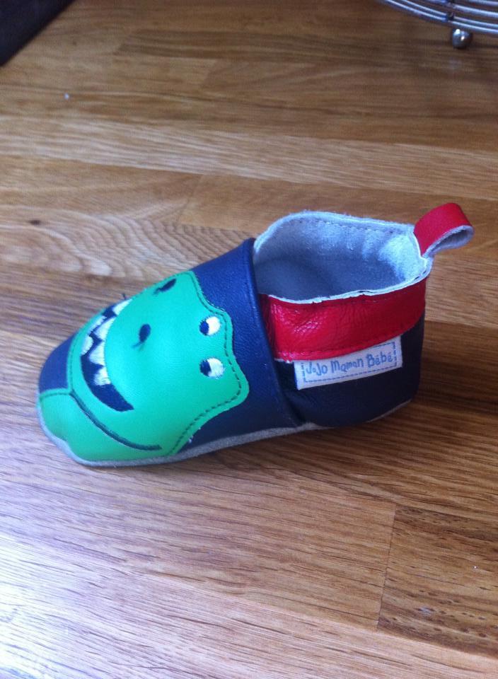 Dinosaur shoe lost in formby.jpg