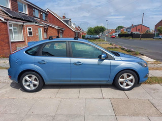 Ford Focus for sale 2009 £2,400
