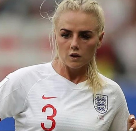Well done to World Cup semi-finalist Alex Greenwood from Bootle