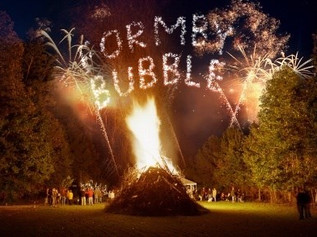 Bonfire night weather forecast for Formby