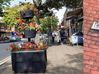 Imagine Formby are looking for ideas and inspiration for the '8 Alleyways' in Formby Village
