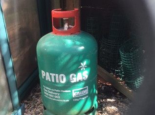 Patio Gas for sale for £15