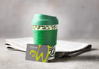 Waitrose Formby are phasing out disposable coffee cups to reduce plastic waste