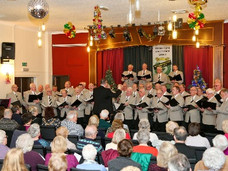 Formby Rotary to hold a Charity Carol Concert featuring Aughton Male Voice Choir