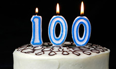 One Hundred Today