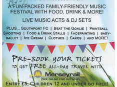 Funfest at Victoria Park - Tomorrow from 1pm to 8pm