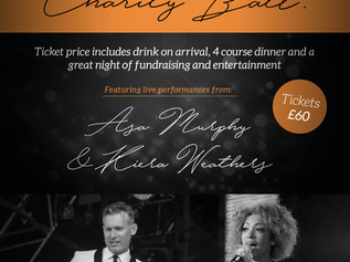 Charity Ball organised by Hightown's Joe Cannon for MSA this November