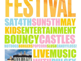 The Hightown Festival is on today and tomorrow, great family days out!