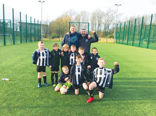 Formby Junior Sports Club Frank's Report 20th February 2017