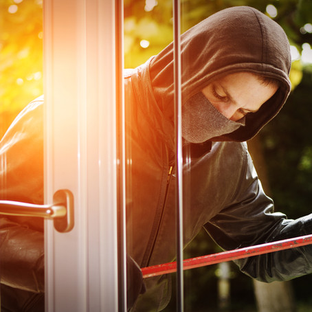 Attempted burglary on Church Road in Formby