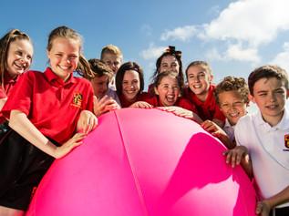 Formby High School achieve Platinum Award in the PE Awards