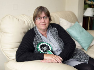 Cllr Maria Bennett will take over the Chairmanship of Formby Parish Council tonight