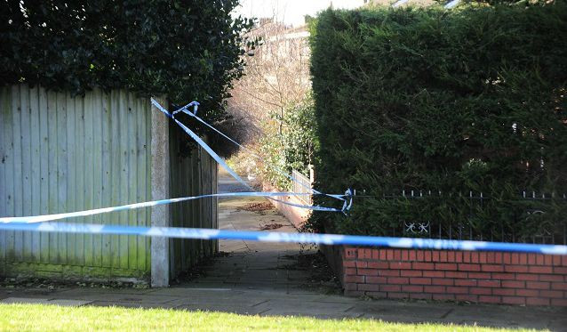 Shots fired in Ainsdale