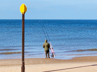 Good Morning on another dry, sunny day in Formby. Warm over the weekend but nights staying chilly