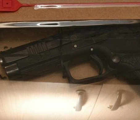 Man arrested and gun, ammunition and drugs seized in Litherland