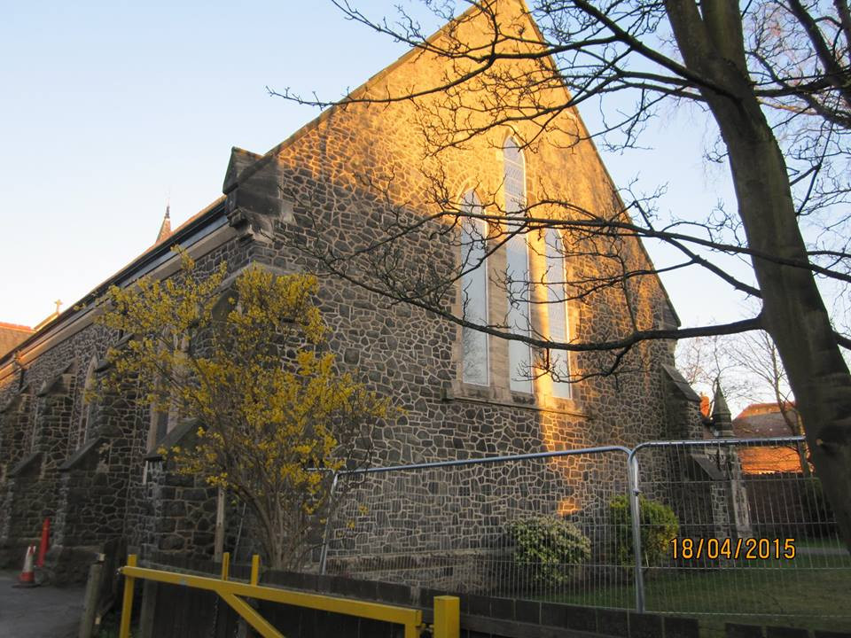 Holy Trinity re modelling of the church by Susan Eraby 2.jpg