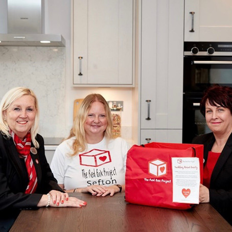 Redrow supports the Sefton Period Charity