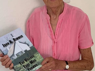 Award winning Formby historian, Joan Rimmer releases revised edition of her book - 'The Village