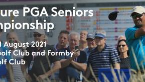 Staysure PGA Seniors Championship is taking place at Formby Golf Club & Formby Ladies Golf Club