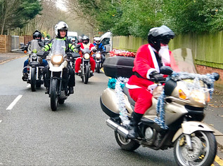 Southport Cruisers raised over £450 for the Formby Childrens Home