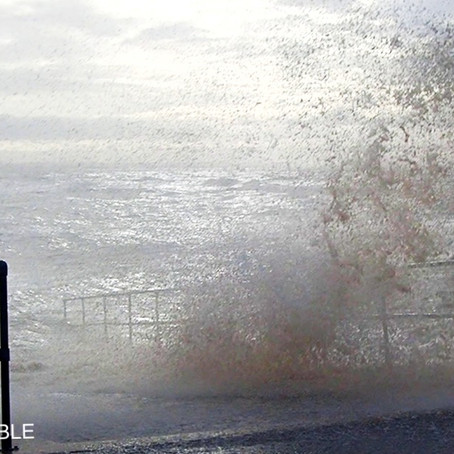 Met Office issue weather warnings for the Sefton Coast as Storm Ciara hits this weekend
