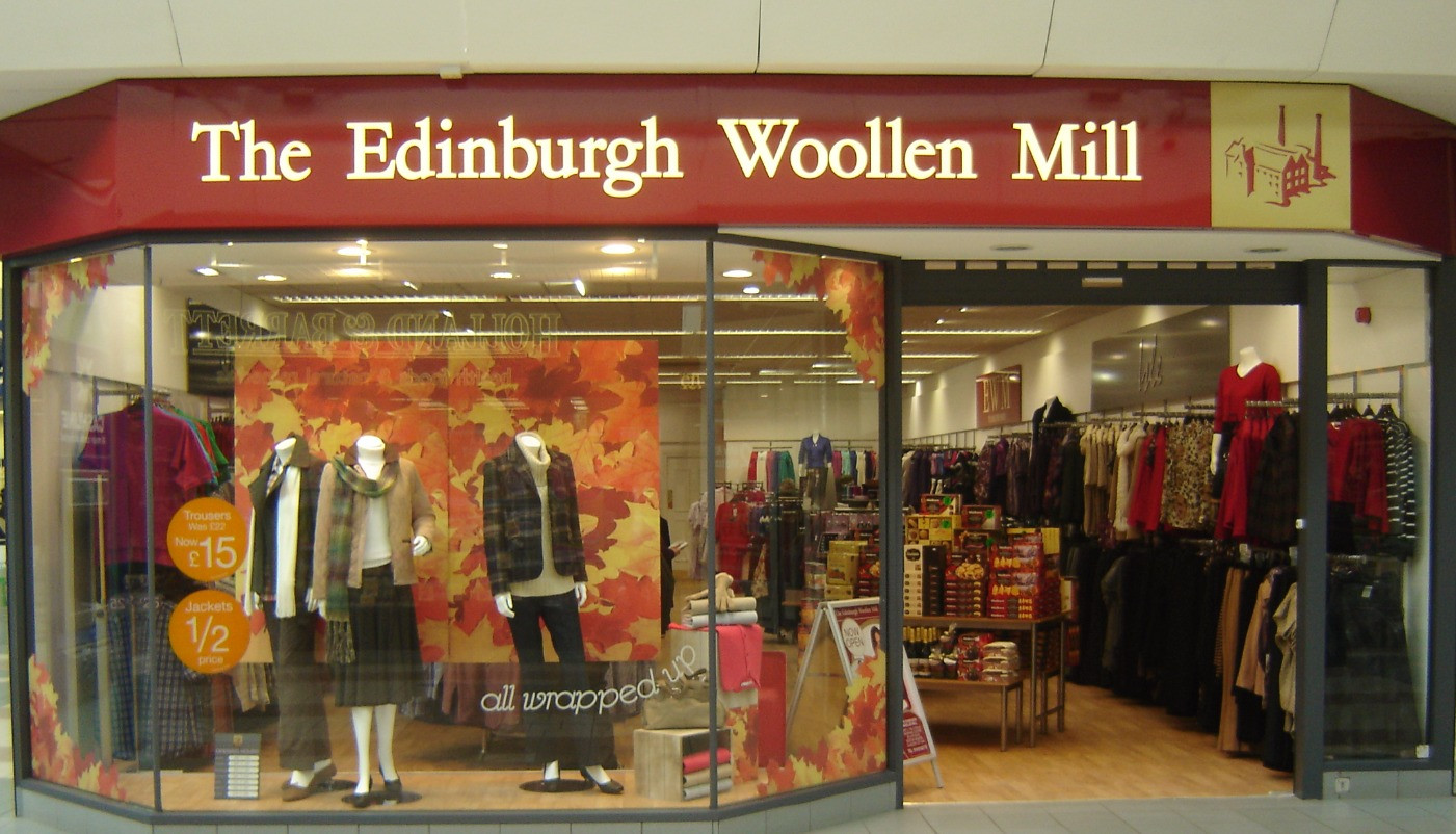 Edinburgh Woollen Mill Is Coming To Formby And Is Recruiting A Store Manager