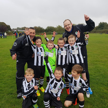Formby Junior Sports Club news and Frank's report