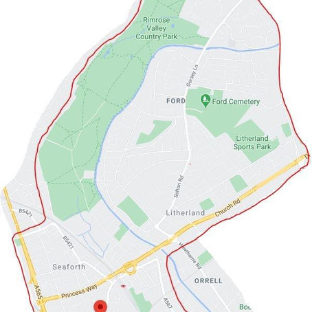 Due to recent stabbing, a Section 60 order has been introduced in the South Sefton area today