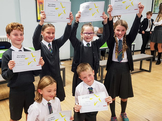 Formby school gets 2nd place in the country out of 1,134 schools that entered a maths competition