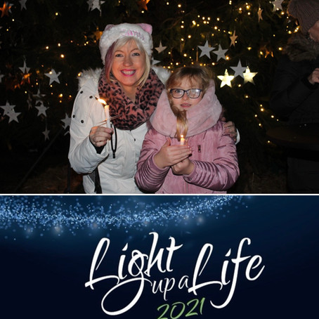 Christmas - St. Joseph's Light up a life 2021 service is announced