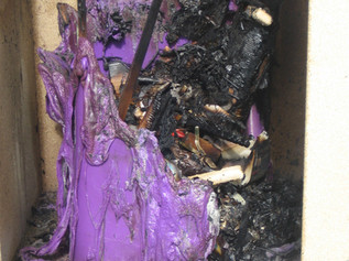 Residents urged to take care with wheelie bins over Bonfire period