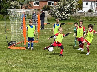 Formby Junior Sports Club- Franks Report 22nd May