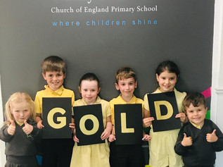 Formby school awarded a Gold Award for global citizenship work