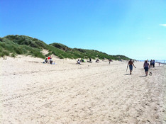 Formby Beach is named as THE Top European Picnic Location....