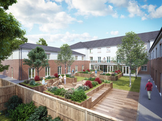 Build commences on new £15 million care facility in Formby