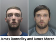 Over six years in prison for two men charged for Formby burglary