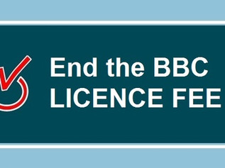 Sign the petition to end the BBC Licence Fee
