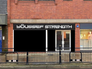 Youssef Strength is opening on Chapel Lane in Formby this April