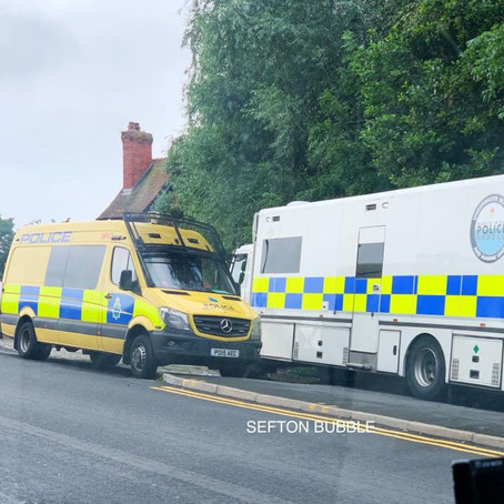 Police continuing to target crime and disorder with a multi-agency day of action in Bootle