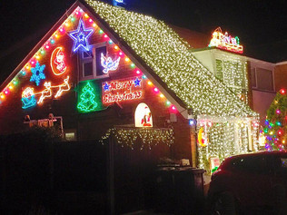 Christmas Lights of Beechwood to raise money for Formby youngster Dan