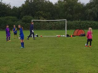 Formby Junior Sports Club - Franks report 24th September