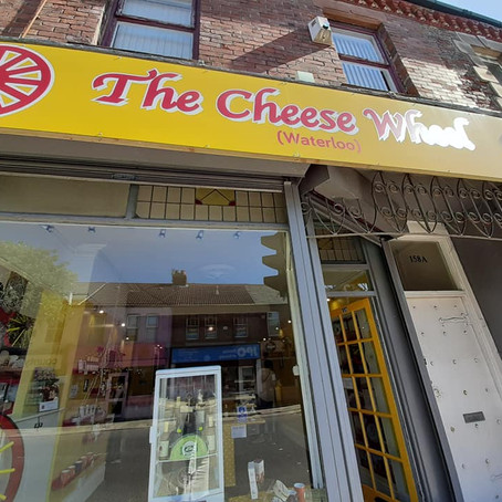 We welcome The Cheese  Wheel as a new advertiser on Sefton Bubble