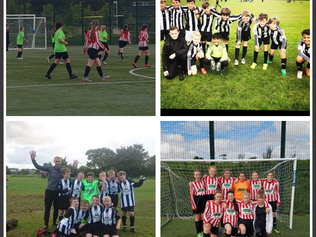 Formby Junior Sports Club Frank's Report 19th September 2017